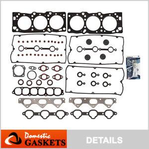 Fits 02-06 Hyundai XG350 Santa Fe Kia Amanti 3.5L DOHC Head Gasket Set G6CU