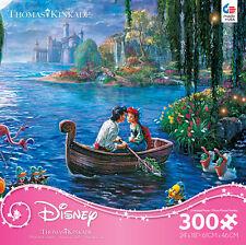 Thomas Kinkade Disney Princess - The Little Mermaid 2 - 300 Piece Puzzle 2222-7