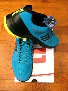 Wilson Mens Rush Pro 2.5 Platform Tennis Shoes -  WRS324300