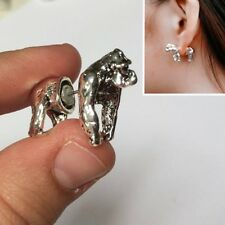 3D Ohrringe Gorilla Ohrstecker Earring Ear Cuff