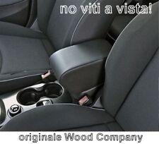 bracciolo per Fiat 500X nero Alta qualità PROMO-originale Wood Company accoudoir