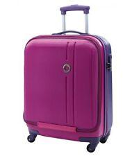 Maletas y equipaje rosa con 4 ruedas