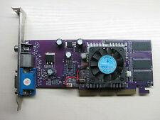 Palit nVidia GeForce 4 MX 440 AGP-8X 64MB DDR VGA/TV-Out TEST OK!
