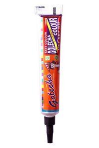 1 Pc. Golecha Instant Orange 25 gm Henna Mehndi Tube