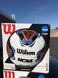 NEW Wilson NCAA Forte Fybrid II Soccer Ball (Size 5) Official Match Game Ball