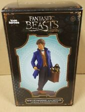 Fantastic Beasts And Where To Find Them: Newt Scamander Statue #49 (Harry Potter