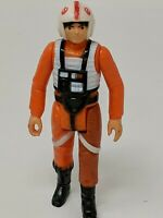 Vintage Star Wars Luke Skywalker X-Wing Pilot Figure 1978