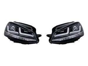 OSRAM LEDriving® VW Golf 7 VII MK7 CHROM EDITION Full LED Scheinwerfer (Halogen)
