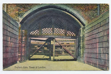 """Tower of London - """"Traitor's Gate"""" gel. 1910"""