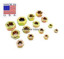 Jawco #M14 Metric Rethreading Die Set Thread Restore 14pc 6-14mm MADE IN USA