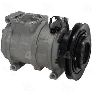 A/C Compressor-New Compressor 4 Seasons 58344