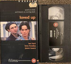 LOVED UP :IAN HART-BBC FILM-VHS VIDEO (EX RARE)