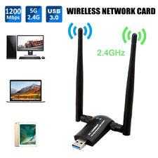High Speed USB Wifi Adapter Wireless Antenna For Smart box Open TV Box PC Q9S6
