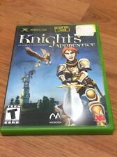 Knight's Apprentice: Memorick's Adventures (Microsoft Xbox, 2004) Complete