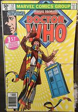 MARVEL PREMIERE # 57 (FN-)•1st U.S. Appearance of DOCTOR WHO•4th DR•