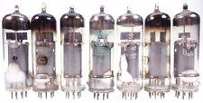 7x EL41 = 6CK5 = BF61 = N150 = CV3889 Siemens Philips ..Röhre tube tested #7946