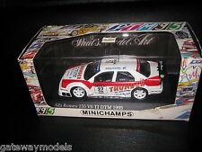 MINICHAMPS 1:43 ALFA ROMEO 155 V6 TI DTM 1995 PRESENTATION CAR M ALEN  AWESOME