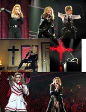 Madonna MDNA 2012 Tour Live Concert Pictures Photos & Clips - Front Row San Jose