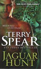 Terry Spear  Jaguar Hunt   Paranormal Romance  Pbk NEW