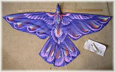 LARGE 3D NYLON Parrot FLYING BIRD KITE NEW IN PACKAGE