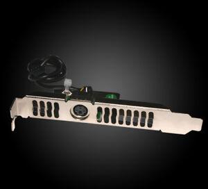 3D Stereo Bracket Board Connector for Nvidia Quadro (Mac) PNY QSP-STEREOQ4000-PB