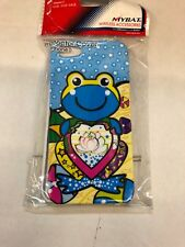 For Apple iPhone 5S/5 Blue Lotus Frog Phone Protector Case Cover