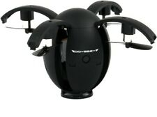 Odyssey ODY1719 TED Transforming Egg Remote Control Drone Black [New ]