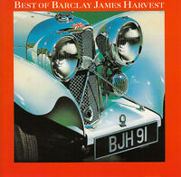 Barclay James Harvest CD Best Of Barclay James Harvest - France