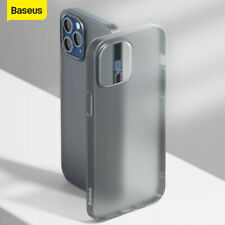 Baseus Phone Case Ultra Thin Shell Hard Cover For iPhone 12 Mini Pro Max 2020