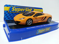 Slot SCX Scalextric Superslot H3200 McLaren MP4-12C