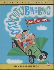 CHITTY CHITTY BANG BANG by Ian Fleming ~ NEW Two-Cassette Audiobook