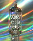 ECC83 AEG Röhre Tube 12AX7 für Verstärker 112+168% HiFi Audio Amplifier