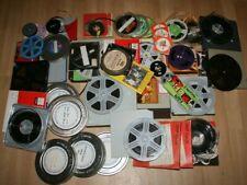 Super 8 und Normal 8 Filmkiste ungesichtet Ton/Stumfilme/Color/S/W siehe Bilder