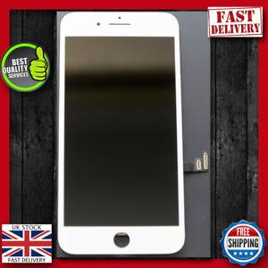 Genuine Original Apple iPhone 8 PLUS LCD Screen refurbished WHITE, GRADE A!