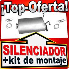 Silenciador intermedio SSANGYONG KORANDO y MUSSO 2.3 140HP Escape 0A9