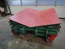 Schwerlast-Coilwagen, Transportwagen, Schwerlastwagen, Anhänger, Tieflader 5 ton