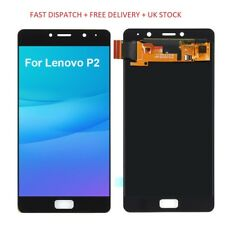 New OEM Lenovo P2 5.5'' Super AMOLED LCD Screen Touch Digitizer Assembly UK