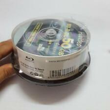 25 Pieces TDK/Hivideo 50GB printed blu ray 2-8X BD-R DL disc For 3D moives Xbox
