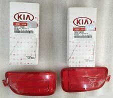 Kia Soul 2011-2013 OEM Rear Left Right Reflector Light 2pcs set 92451 924522K500