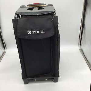 Roller Bag For Ice-skating. In Good Shape Missing Front Snap Minor Staining