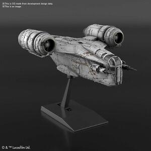 Bandai Star Wars The Mandalorian Razor Crest Vehicle Model