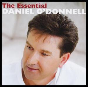 DANIEL O'DONNELL (2 CD) THE ESSENTIAL ~ 32 Trax ~ IRISH POP / IRELAND *NEW*