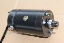 """31570-73B Black Starter Motor Fits 1974-1988 5"""" High Quality FL FLT FXE FXR (528"""