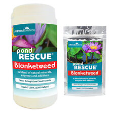 Pond Rescue Blanketweed Water Treatment Blanket Weed Remover 100g-10KG