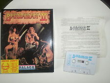 Jeu Amstrad CPC 464 - BARBARIAN II - Palace Software