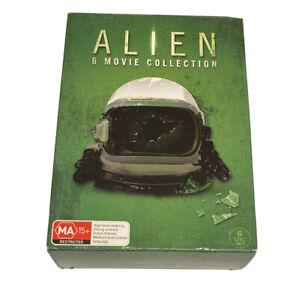 Alien DVD Boxset | 6 Film Collection | Region 4