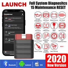 ThinkDriver Profi Auto OBD2 Diagnosegerät KZF Scanner ALLE SYSTEM TPMS EPB DPF