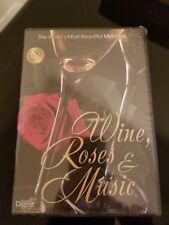 Readers Digest Music CD Wine, Roses & Music