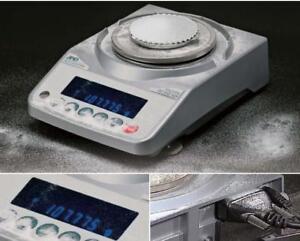 A&D Engineering FX-200iWP Waterproof Precision Balance, 220g Capacity, 0.001g