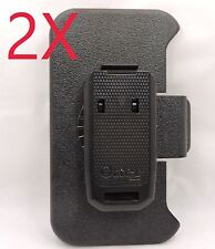 2 x  Belt Clip Replacement holsters for Otterbox Defender Series Iphone 4 and 4s